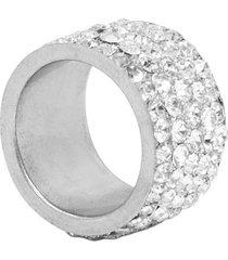 anillo de mujer blanco 5 línee lumiere colection vestopazzo