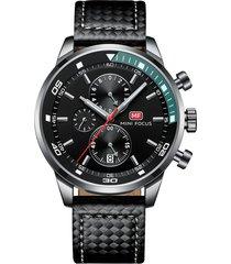reloj mini focus f0017g-4 para hombre-gris