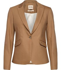 blake night blazer sustainable blazers casual blazers brun mos mosh