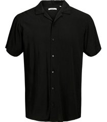 overhemd met korte mouwen effen resort