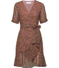 high pressure jurk knielengte roze fall winter spring summer