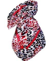 pañuelo bandana animal rojo viva felicia