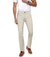 pantalon five pocket beige ferouch