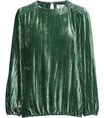 day feeling blouse lange mouwen groen day birger et mikkelsen