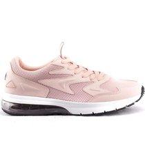 tenis de mujer o.p. running delia m1a - rosa