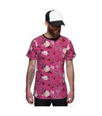 camiseta di nuevo floral verão 2019 masculina
