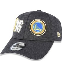 bonã© new era 940 snapback golden state warriors preto - preto - masculino - dafiti