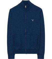 gant vest regular fit katoen/wol 83104/487