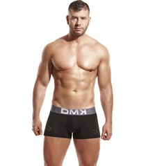 boxer extra corto star negro dmk microfibra
