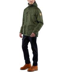 fjallraven men's greenland water-resistant hooded jacket