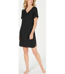alfani ultra soft ribbed knit sleepshirt nightgown, created for macy's
