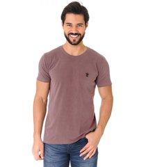 camiseta opera rock t-shirt vinho - vinho - masculino - algodã£o - dafiti