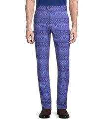 greyson men's ghostwolf trousers - twilight - size 34 32