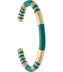 aurelie bidermann twisted bracelet - metallic