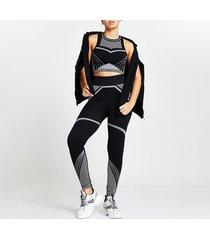 river island womens black ri active seamless leggings