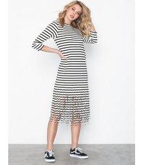 polo ralph lauren fringe dress-3/4 sleeve-casual dress loose fit dresses