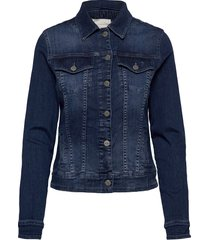 07 the denim jacket jeansjacka denimjacka blå denim hunter