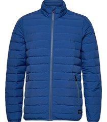 port light seamless jacket fodrad jacka blå sebago