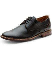 zapatos hombre oxford negro cardinale