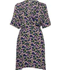 baraka dress knälång klänning multi/mönstrad nué notes