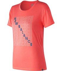 camiseta mujer wt81554-fij - coral
