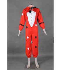 batman harley quinn pajama cosplay costume women christmas party outfit