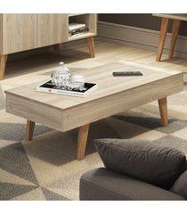 mesa de centro basculante leaves 1002 aveiro - bentec