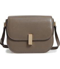 valextra iside leather crossbody bag -