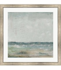 """metaverse cape cod ii by patricia pinto framed art, 32"""" x 32"""""""