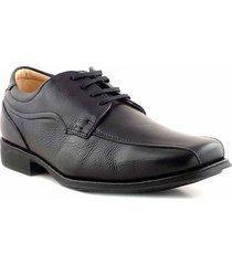 zapato negro briganti hombre tivoli