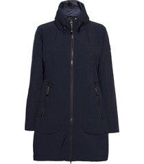 jacket casual regenkleding blauw betty barclay