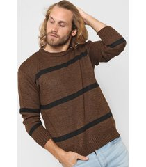 sweater marrón g4