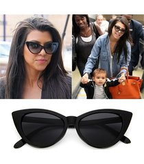 fashion cat eye sunglasses women designer vintage sun glasses female ladies sung