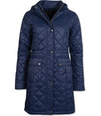 barbour jenkins quilted jacket / barbour jenkins quilted jacket, navy, 14