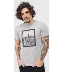 camiseta polo wear cidade cinza