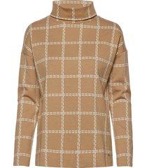 t-shirt long-sleeve turtleneck coltrui beige gerry weber edition