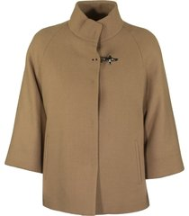 fay cape camel coats