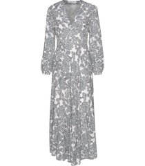cindy l dress aop 10056 maxiklänning festklänning multi/mönstrad samsøe samsøe