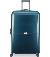"closeout! delsey turenne 30"" hardside spinner suitcase"