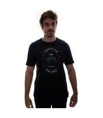 camiseta hd bear label masculina