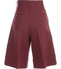 see by chloé knee lenght shorts