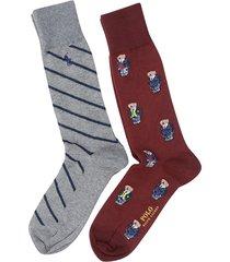 2 pack bear socks