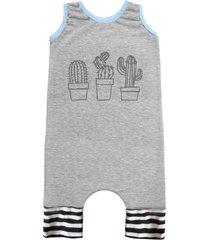 pijama regata comfy cactus - kanui