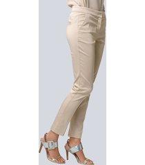 broek alba moda beige