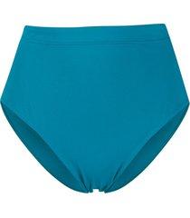 eres high-waisted bikini bottoms - blue
