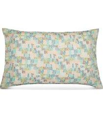 nap match pillow case set - kiwi