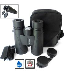 cassini 10 power x 50mm waterproof, fogproof bak4 roof prism binocular and case