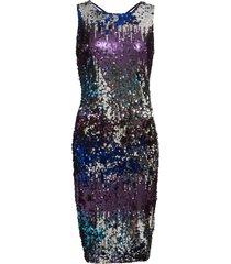 abito elegante in maglina (blu) - bodyflirt boutique