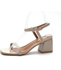 alta moda verano tacones gruesos mujer sandalias confortables sandalia antideslizamiento