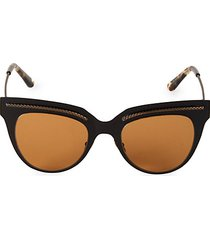 50mm cat eye sunglasses